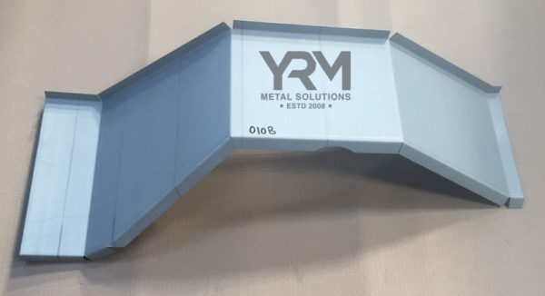 Rhs Inner Wing Arch Part B Yrm Metal Solutions