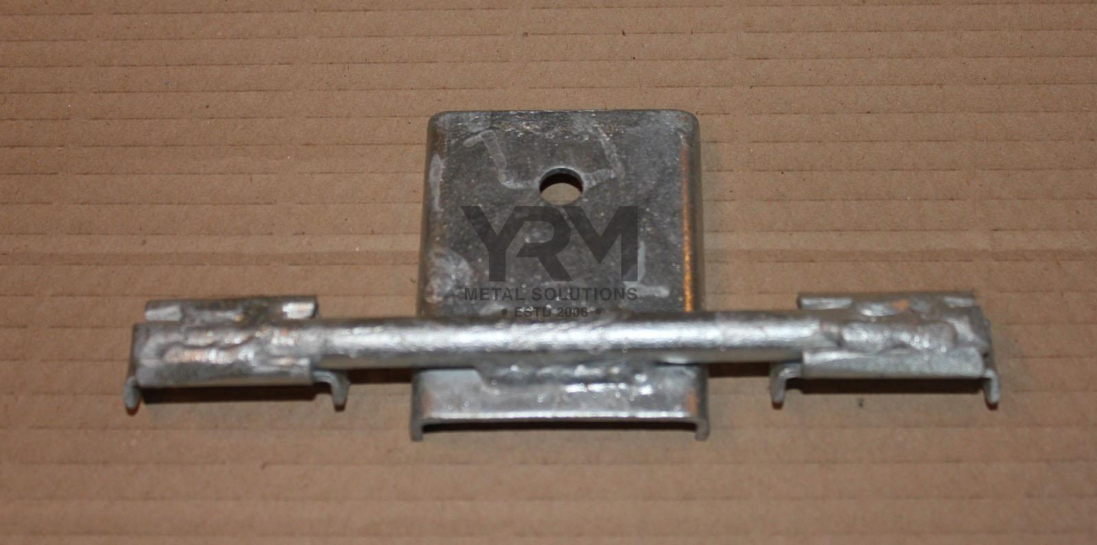 Rear Exhaust Bracket 1987 Onwards Hdg Yrm Metal Solutions