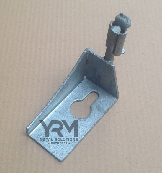 Exhaust Bracket Hdg Yrm Metal Solutions