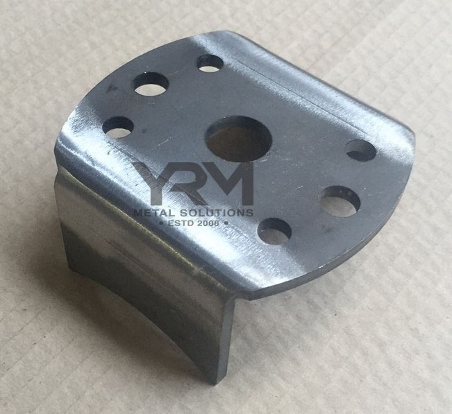 Lhs Front Axle Coil Spring Mounting Bracket Yrm Metal