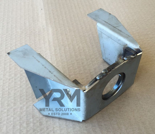 Rear Mounting Point Bracket Yrm Metal Solutions