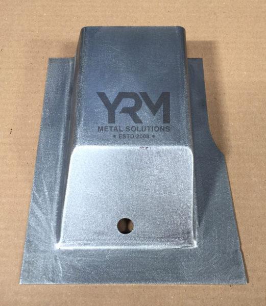 Lhs Door A Post Repair Panel Yrm Metal Solutions