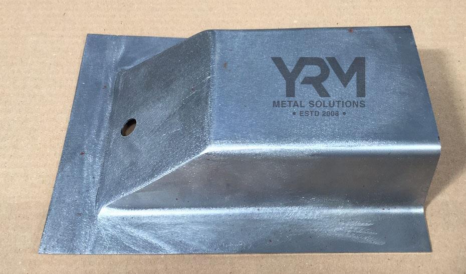 Rhs A Post Repair Panel Yrm Metal Solutions