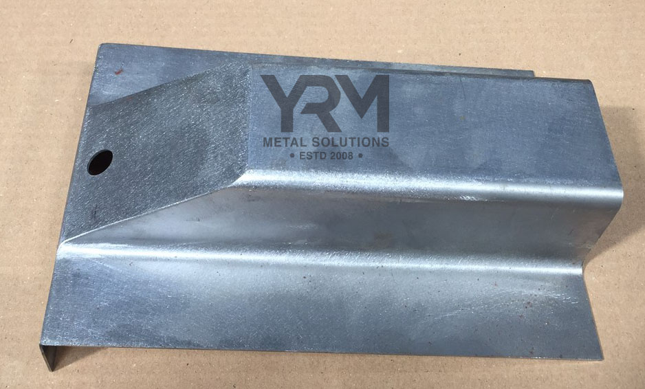 Door B Post Repair Panel Yrm Metal Solutions