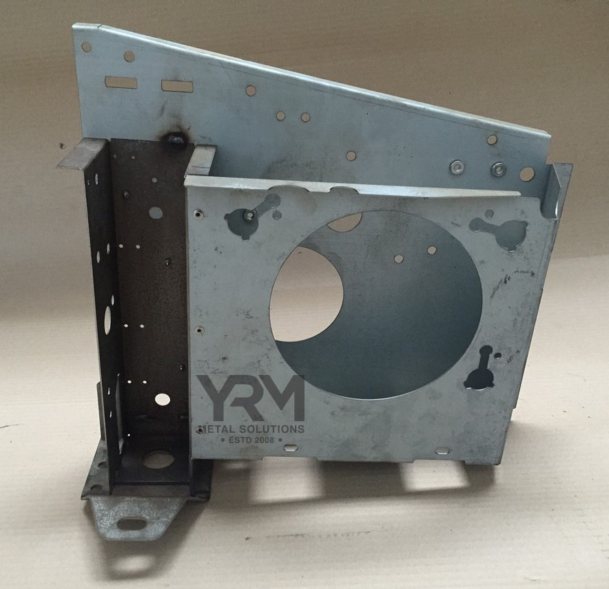 Lhs Headlamp Unit Yrm Metal Solutions