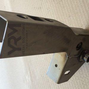 Rhs Lower Door Pillar Feet Yrm Metal Solutions