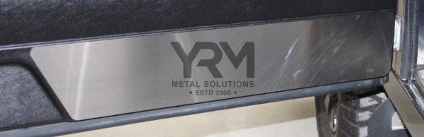 Stainless Steel Kick Plate Yrm Metal Solutions