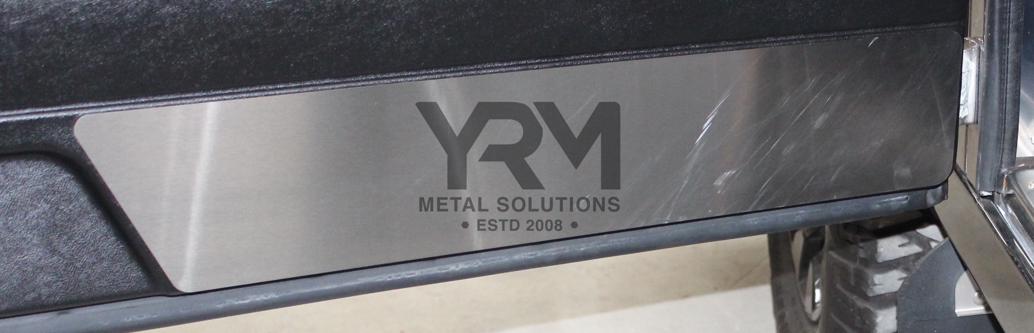 Stainless Steel Kick Plate Yrm Metal Solutions