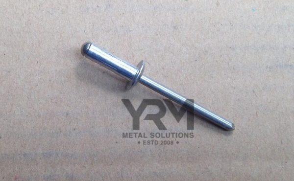 Under Seat Tool Box 2mm Aluminium Yrm Metal Solutions