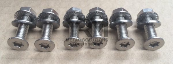 S S Bonnet Hinge Bolts Yrm Metal Solutions