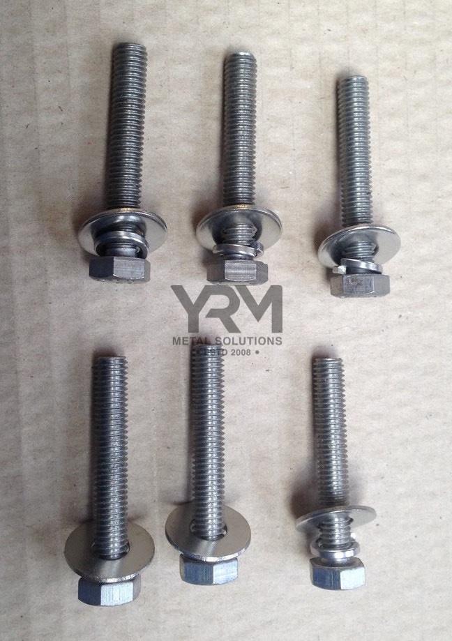 S S Bulkhead Bracket Bolts Yrm Metal Solutions