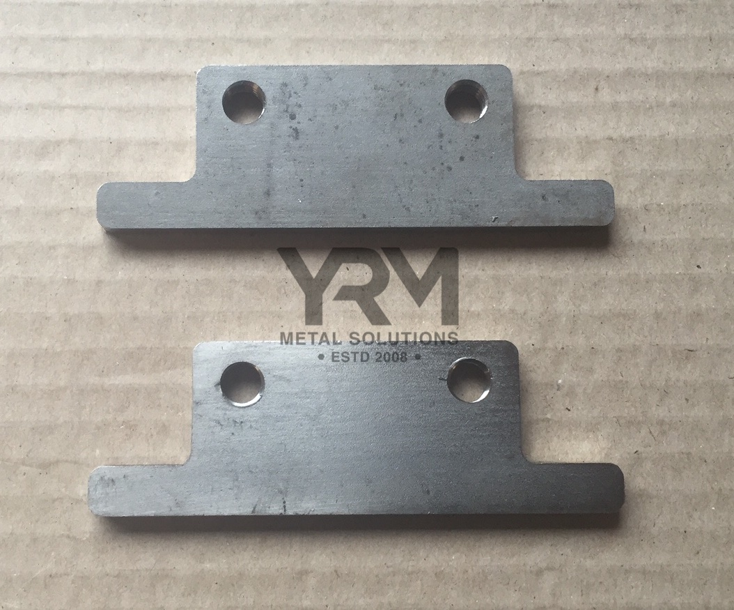 S S Bumper Mounting Nut Plate Amp Fixings A4 80 Yrm Metal