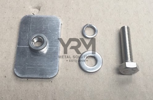 Roof Assembly Nut Plate Amp Fixings Yrm Metal Solutions