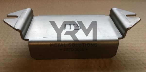 Rear Bump Stop To Chassis Bracket Yrm Metal Solutions