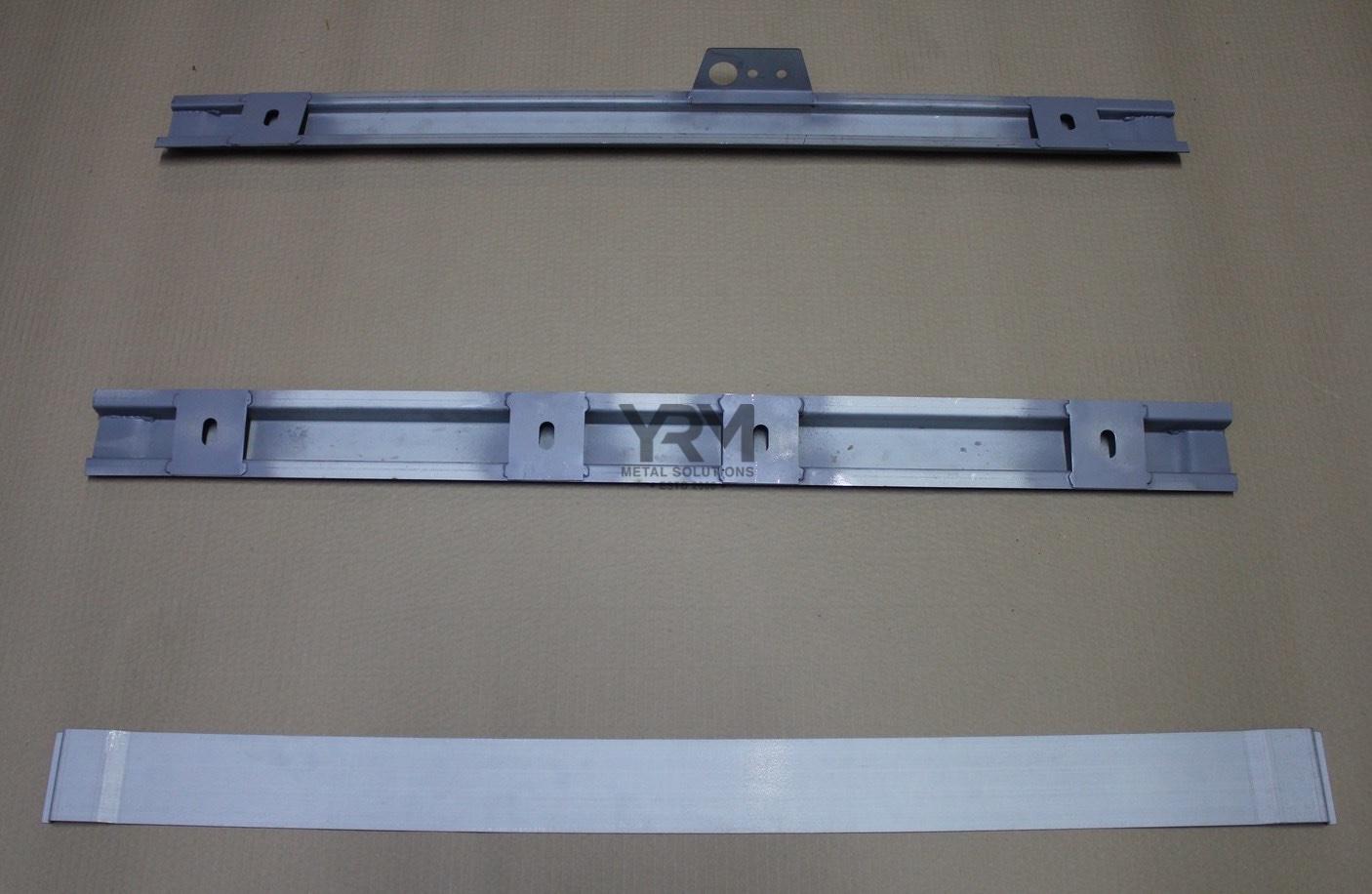 Rear Under Floor Support Yrm Metal Solutions