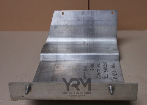 Fuel Tank Guard Cradle Yrm Metal Solutions