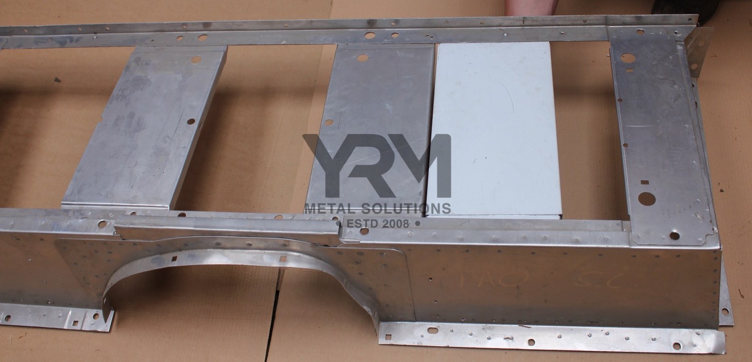 Seat Box Repair Panel Middle Yrm Metal Solutions