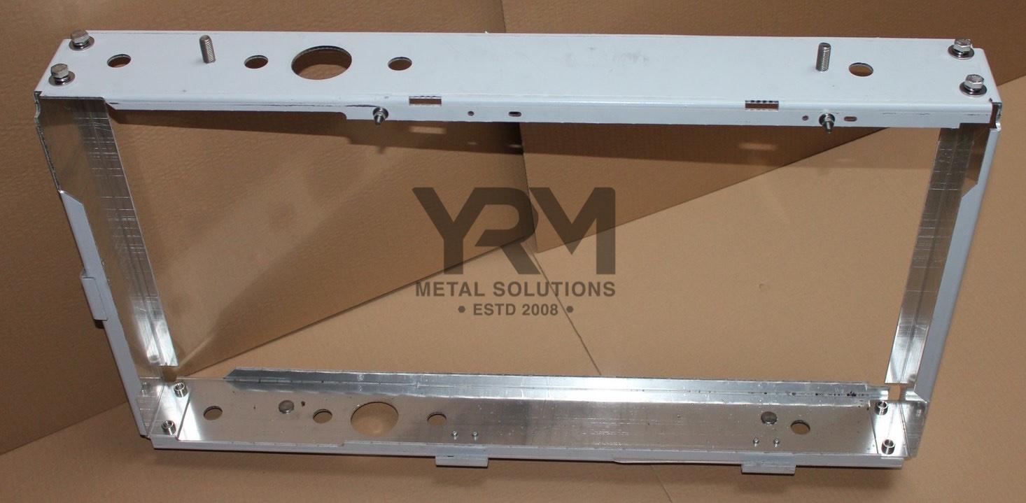 Aluminium Radiator Cradle Yrm Metal Solutions
