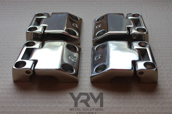 Stainless Steel 2nd Row Door Hinges Yrm Metal Solutions