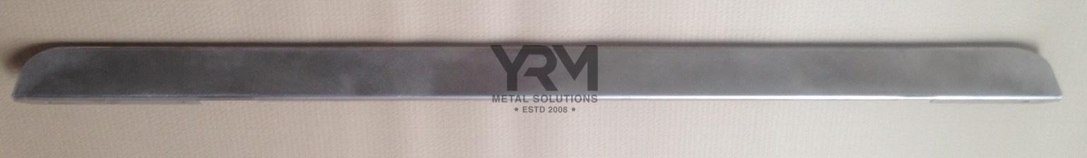 Aluminium Sill Rail Lr Defender 90 Yrm Metal Solutions