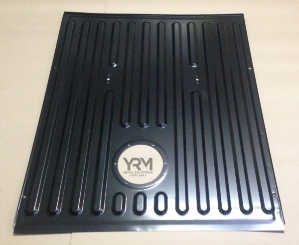 Rear Boot Floor Asr1186 Discovery 1 Yrm Metal Solutions
