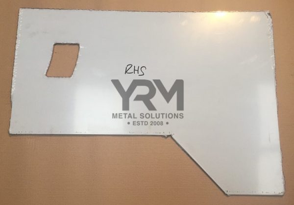 Rhs 101 Forward Control Front Door Skin Yrm Metal Solutions