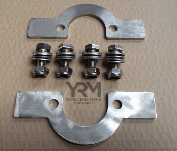 Stainless Steel 316 Front Spring Retainer Yrm Metal