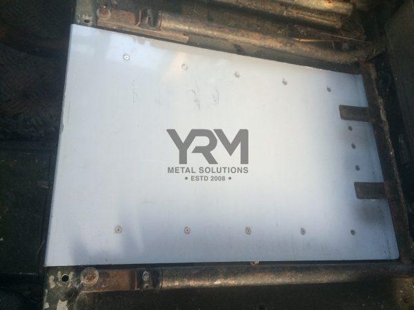 Centre Seat Box Lid Yrm Metal Solutions