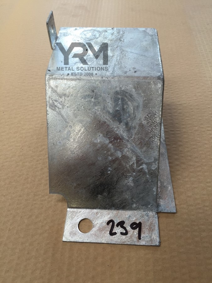 Lhd Steering Box Cover Hdg Yrm Metal Solutions