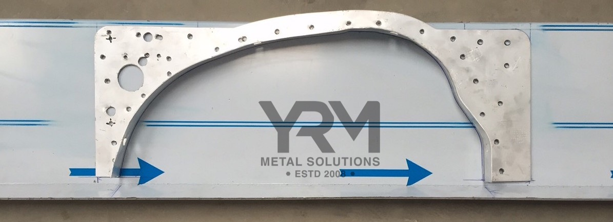 Seat Box Front Panel Defender Series Yrm Metal Solutions