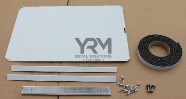 Seat Box Lid Kit Yrm Metal Solutions