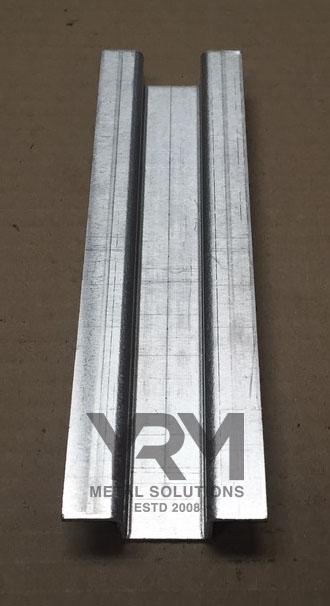 Rear Floor Support Top Hat Yrm Metal Solutions