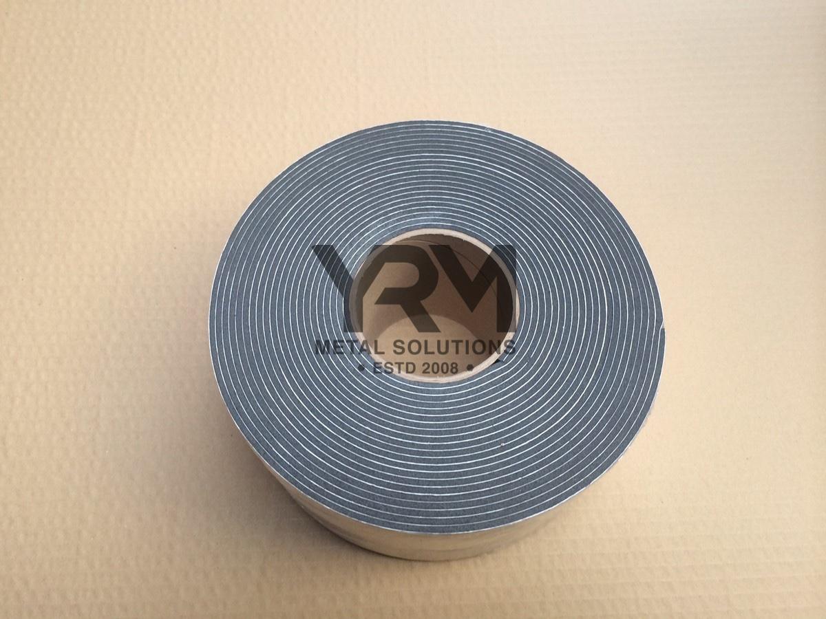 100mm X 3mm X 1m Single Sided Foam Tape Yrm Metal Solutions