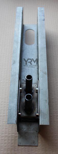 Lhs B Post Repair Section Yrm Metal Solutions