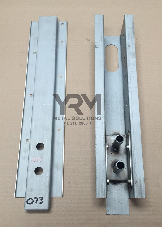 Rhs B Post Repair Section Yrm Metal Solutions
