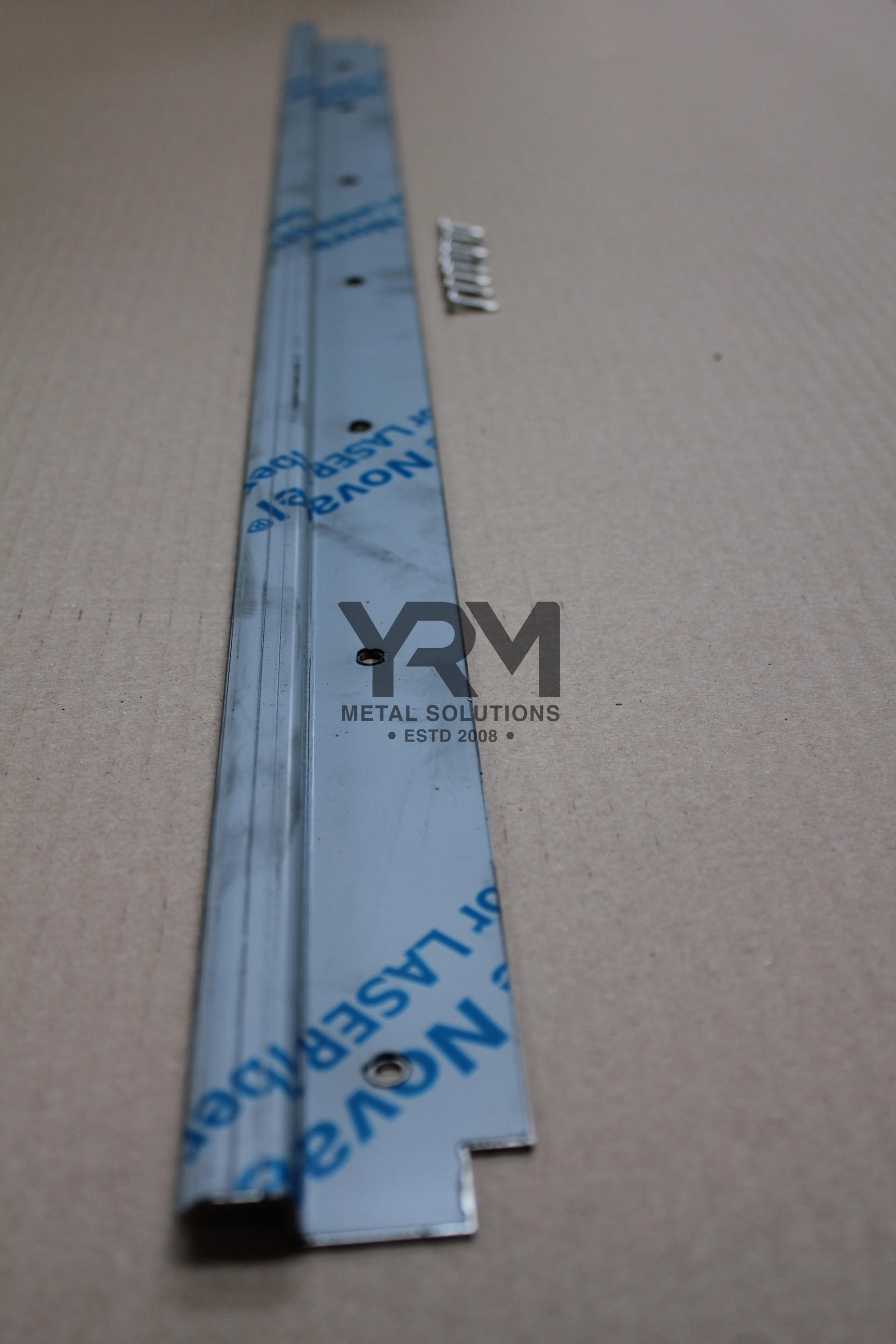 Rear Stainless Steel Door Thresh Yrm Metal Solutions