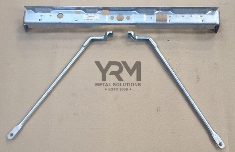 Galvanised Slam Panel Yrm Metal Solutions