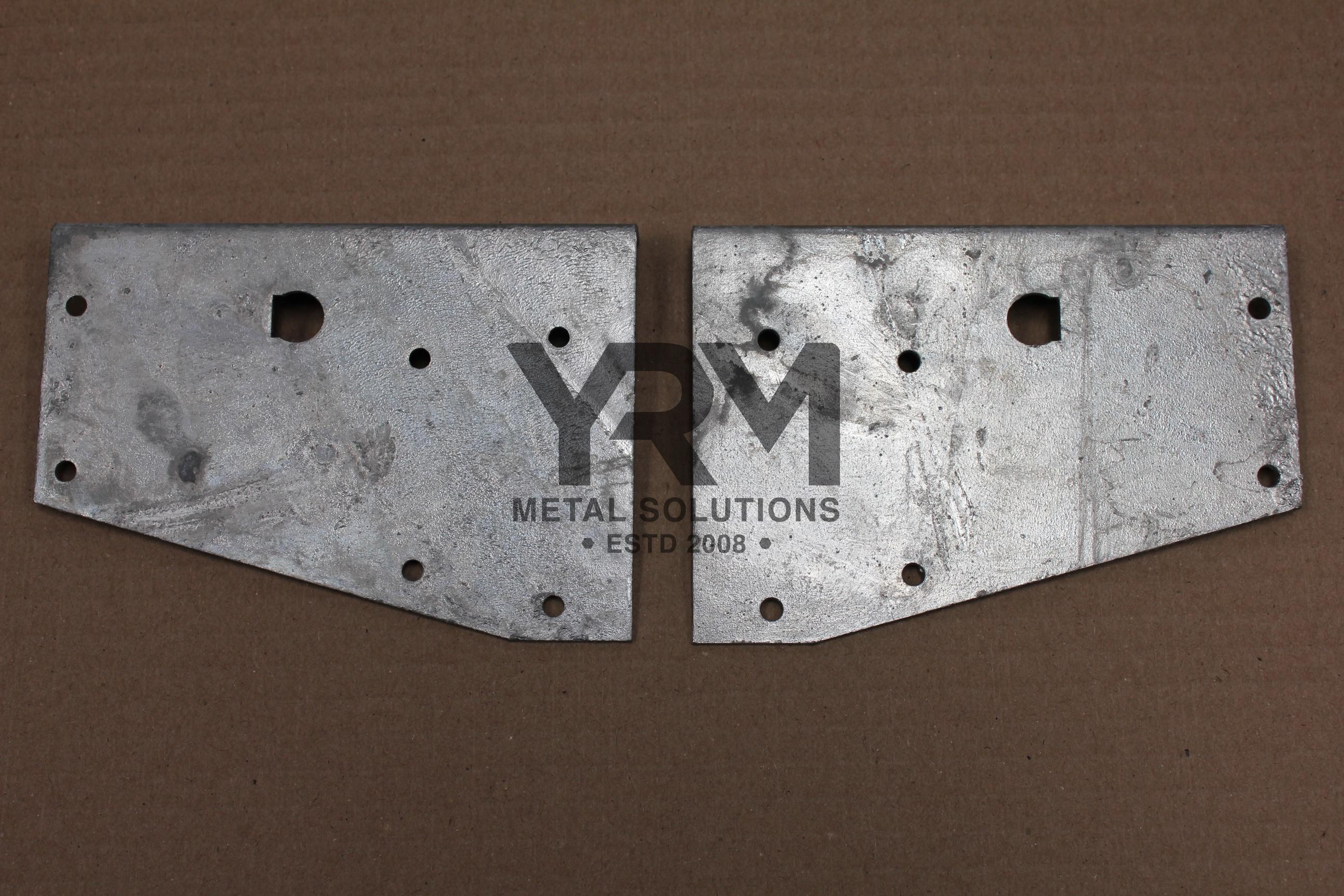 Hdg Safari Corner Bracket Cappings Yrm Metal Solutions