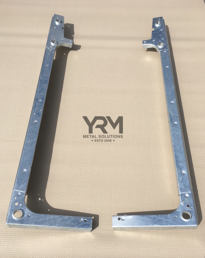 Hdg Cappings Genuine Brand New Lr Defender 110 Double